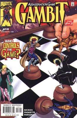 Gambit Vol. 3 (Comic-book) #18