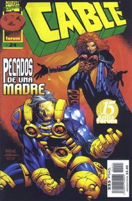 Cable Vol. 2 (1996-2000) (Grapa 24 pp) #24