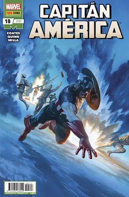 Capitán América Vol. 8 (2011-) (Grapa) #117/18