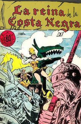 La Reina de la Costa Negra (1ª época - Grapa) #3
