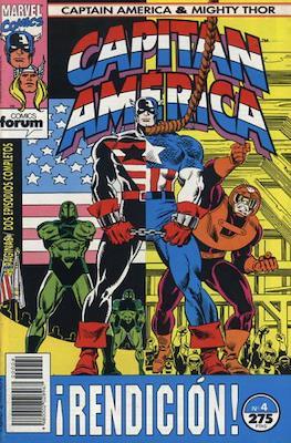 Capitán América & Thor el Poderoso Vol. 2 (1993-1994) #4