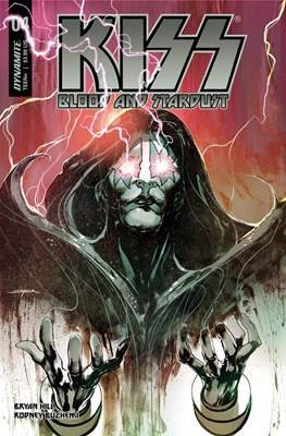 KISS: Blood and Stardust (Comic Book) #4
