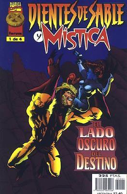 Dientes de Sable y Mística (1997) (Grapa. 17x26. 24 páginas. Color.) #1