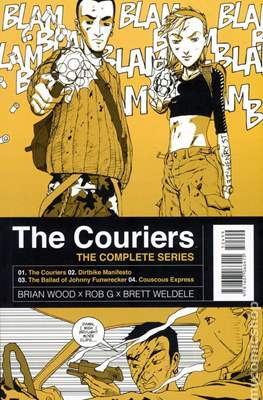 The Couriers The Complete Series