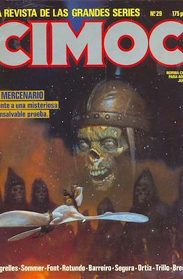 Cimoc (Grapa 60-132 pp) #29