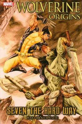 Wolverine: Origins (Softcover) #8