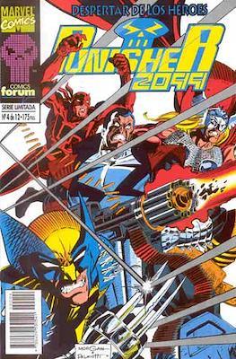 Punisher 2099 (1994-1995) (Grapa. 17x26. 24 páginas. Color.) #4