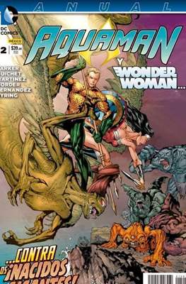 Aquaman y Wonder Woman Anual