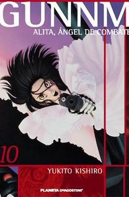 Gunnm. Alita, ángel de combate (192 pág. B/N) #10