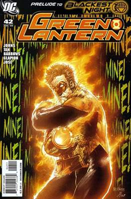 Green Lantern Vol. 4 (2005-2011) (Comic book) #42