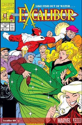 Excalibur Vol. 1 (Comic Book) #28