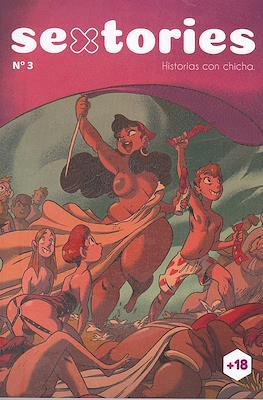 Sextories - Historias con chicha (Rústica) #3