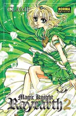Magic Knight Rayearth 2 #3