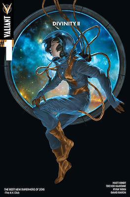 Divinity II (Comic Book) #1