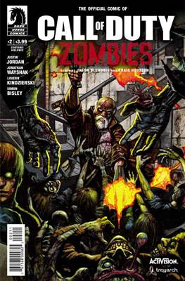 Call of Duty: Zombies (Comic Book) #2