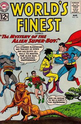 World's Finest Comics (1941-1986) (Comic Book) #124