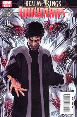 Realm of Kings: Inhumans (Comic Book) #4