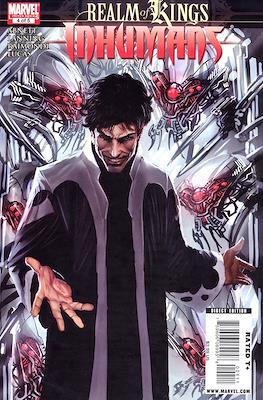 Realm of Kings: Inhumans #4