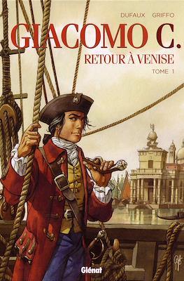 Giacomo C. - Retour à Venise (Cartonné 56 pp) #1