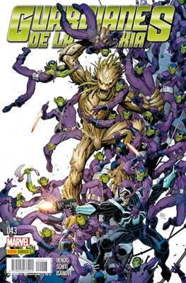 Guardianes de la Galaxia (2013-) (Grapa) #43