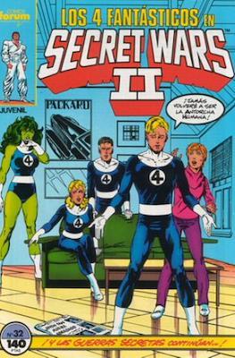 Secret Wars (1985-1987) (Grapa 32 pp) #32