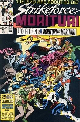 Strikeforce Morituri (Comic-book.) #13