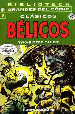 Biblioteca Grandes del Cómic: Clásicos Bélicos (2004) (Rústica 144-176 pp) #3