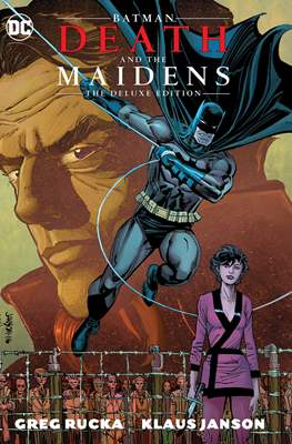 Batman: Death and The Maidens - The Deluxe Edition
