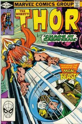 Journey into Mystery / Thor Vol 1 (Comic Book) #317