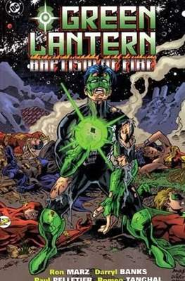 Green Lantern Baptism of Fire