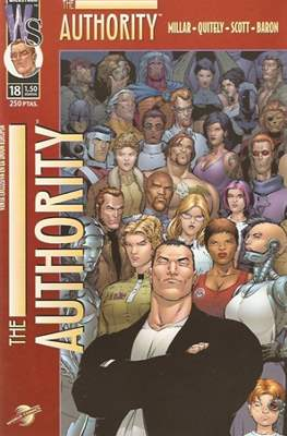 The Authority Vol. 1 (2000-2003) (Grapa 28 pp) #18
