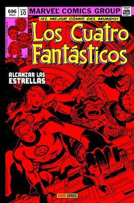 Los Cuatro Fantásticos. Marvel Gold (Omnigold) #10