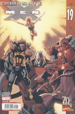 Ultimate X-Men Vol. 2 (2006-2009) (Rústica 48 pp) #19