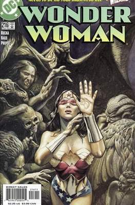 Wonder Woman Vol. 2 (1987-2006) (Comic Book) #216
