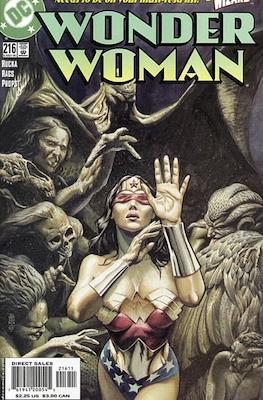 Wonder Woman Vol. 2 (1987-2006) #216