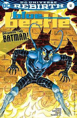 Blue Beetle Vol. 10 (Grapa) #12