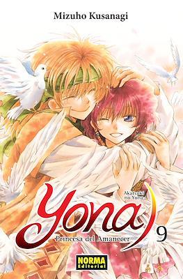 Yona, Princesa del Amanecer #9