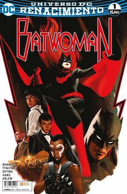 Batwoman. Renacimiento