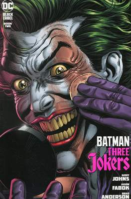 Batman: Three Jokers (Variant Cover) #2.3