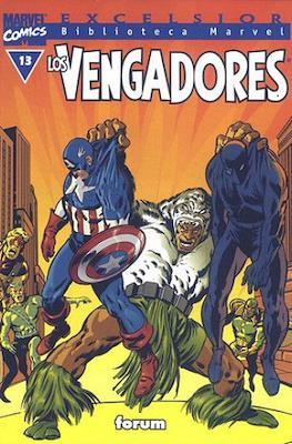 Biblioteca Marvel: Los Vengadores (1999-2001) (Rústica 160 pp) #13