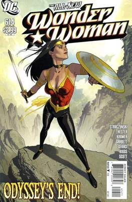Wonder Woman Vol. 3 (2006-2011) #614