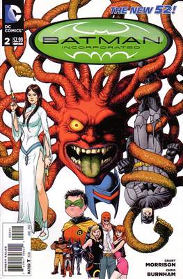 Batman Incorporated Vol. 2 (2012-2013) (Comic Book) #2