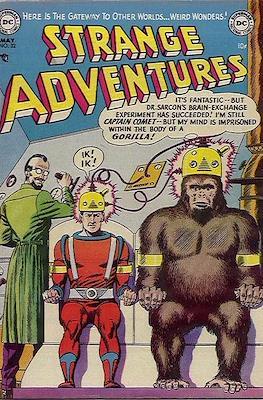 Strange Adventures (Comic Book) #32