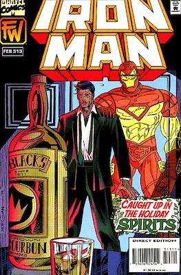 Iron Man Vol. 1 (1968-1996) (Comic book) #313