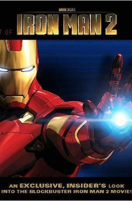 The Art Of Iron Man 2