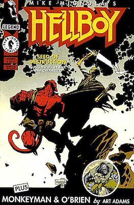 Hellboy (Comic-book) #4