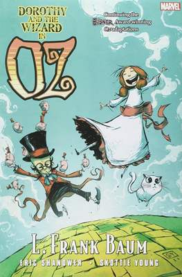 The Wonderful Wizard Of Oz (Hardcover) #4