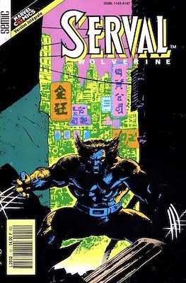 Serval / Wolverine Vol. 1 (Agrafé) #12
