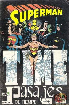 Superman Vol. 1 (Grapa. 1986-2001) #64