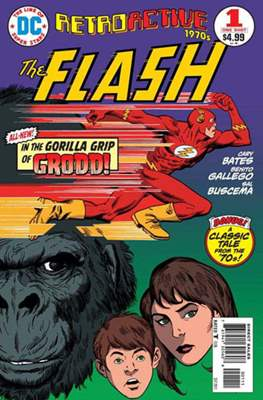 DC Retroactive The Flash 1970s